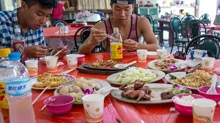 Amazing Taiwanese Country Feast & Beitou Hot Springs (Taiwan Day 7)