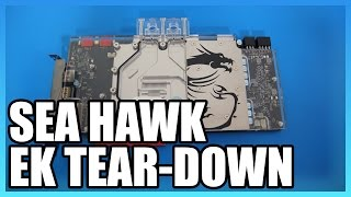 MSI GTX 1080 Sea Hawk EK Waterblocks Tear-Down