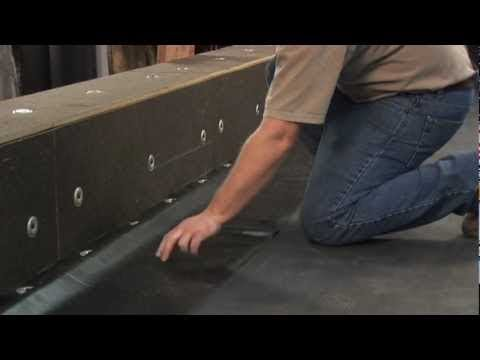 Versico S Epdm Qa Wall Flashing With Qa Rts Detail Vgc 12