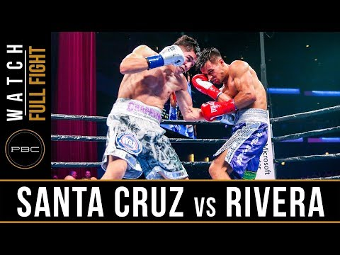Santa Cruz vs Rivera FULL FIGHT: February 16, 2019 - PBC on FOX