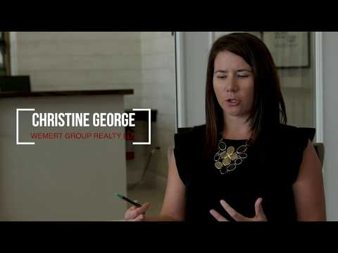 Christine George of Wemert Group on why you need an  ISA as partner and assistant