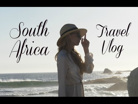 South Africa Travel Vlog - Part 2!    Tintswalo & Touring the Western Cape   |   Fashion Mumblr