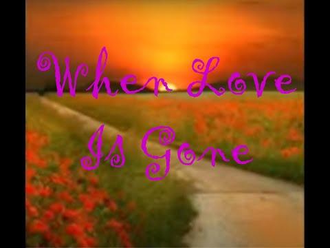 When Love Is Gone Jim Photoglo