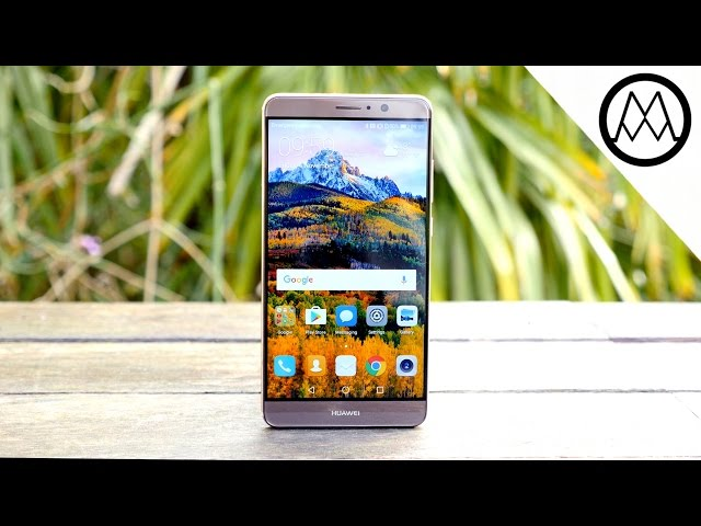 Huawei Mate 9 Review!