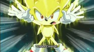 Time Of Dying Sonic X amv