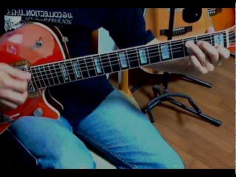 Jeff Beck  Greensleeves guitar