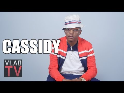 Cassidy: Rappers Like Drake & Kanye with Ghostwriters Can