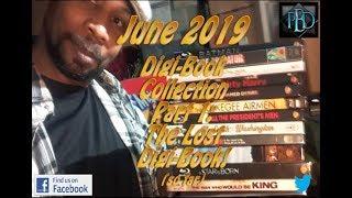 June 2019 Digi-Book Collection Part 1 - The Lost Digi-Books (so far)