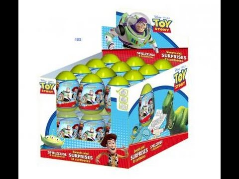 Les Oeufs SURPRISE TOY Story 3 !!!!! - YouTube