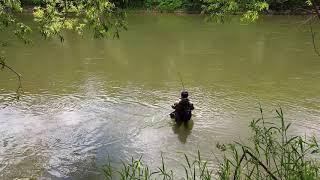 Как снять второе видео про рыбалку? А вот так!