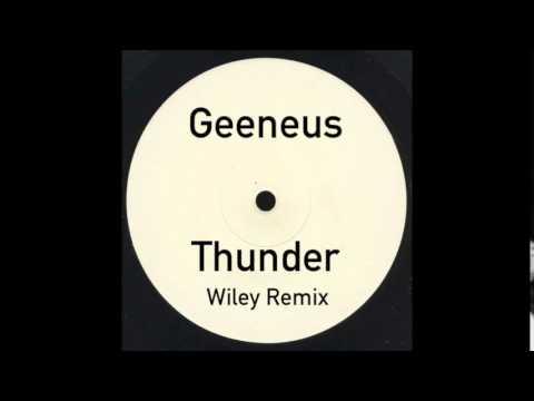 Geeneus - Thunder