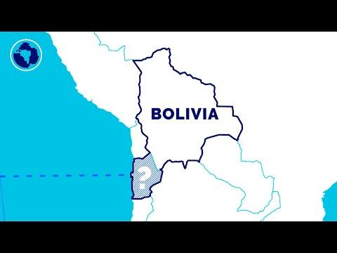 Consecuencias insólitas de que Bolivia no tenga salida al mar