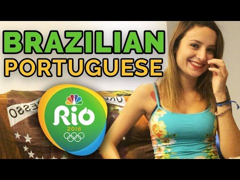 Simple Zilian Portuguese Phrases For The Rio Olympics
