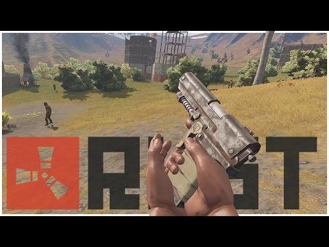 Rust: Holy Grenade (Early Game Fun) [15,000!!!!] thumbnail