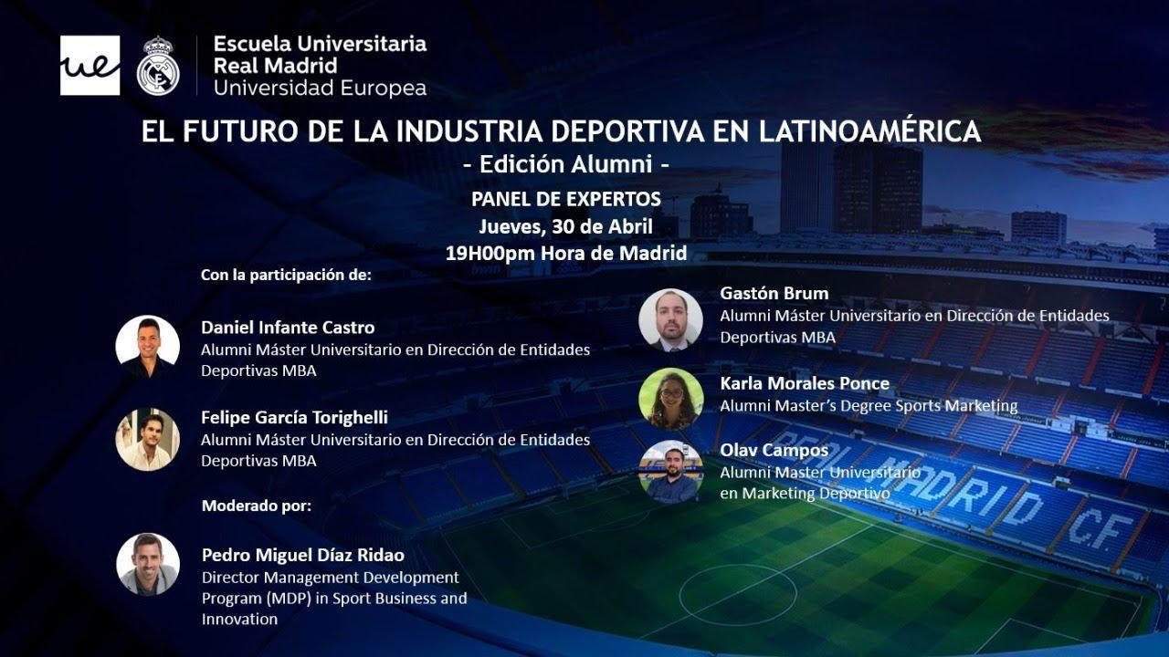 El Futuro de la Industria Deportiva en Latinoamérica