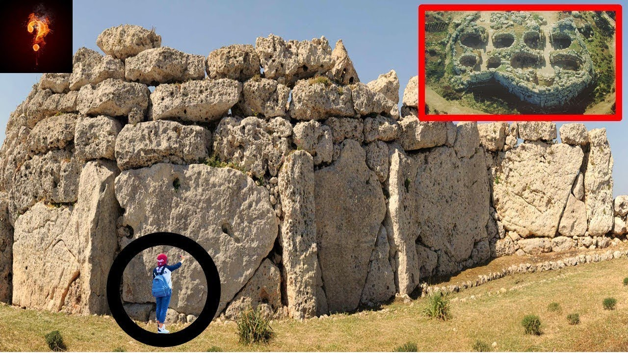 "Ancient Ruins Built By ""Giants"" In Gozo?"