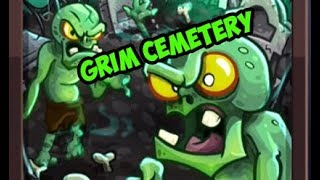 Kingdom Rush Vengeance - Grim Cemetary REVIEW