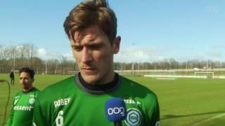 Concurrent FC Utrecht op bezoek in Groningen