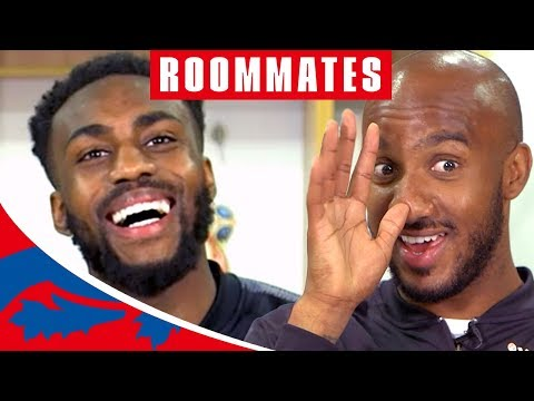 """Rose & Delph   """"He's Nervous, I Can Feel It!""""   Roommates   England"""