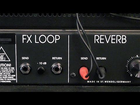 guitar-amp-fx-/-effects-loop-tutorial