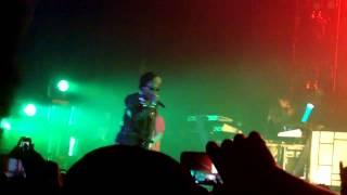 Wiz Khalifa - The Code ft. Juicy J, Lola Monroe & Chevy Woods Live