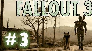 Fallout 3. Прохождение # 3 - Супермарт + жилье.