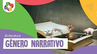 Género narrativo - Literatura - Educatina