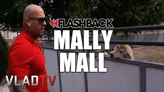 Mally Mall Shows Off His Pet Snakes, Wolves, and Fish (Flashback)