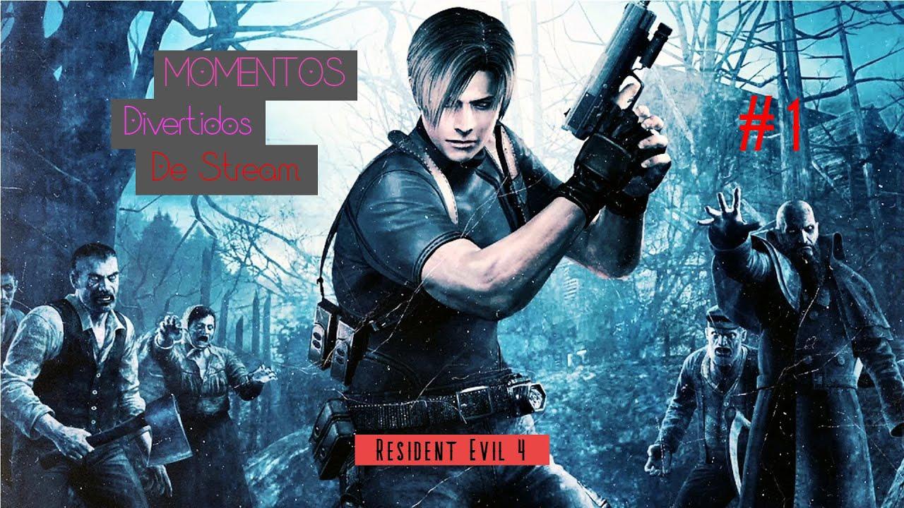 Resident Evil 4 Stream Deutsch