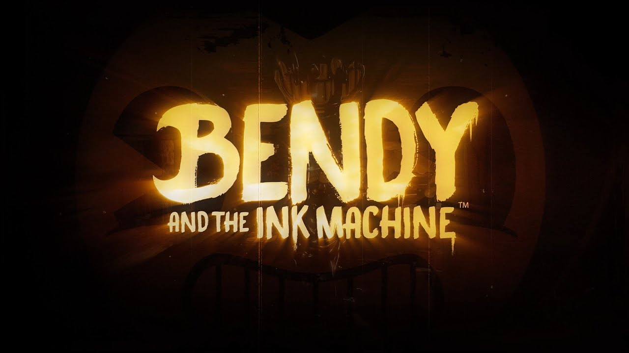 bendy and the ink machine console trailer youtube