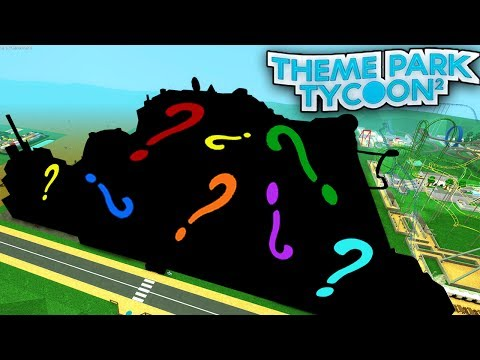 Roblox Theme Park Tycoon: Completed Lava Park FINALE!!