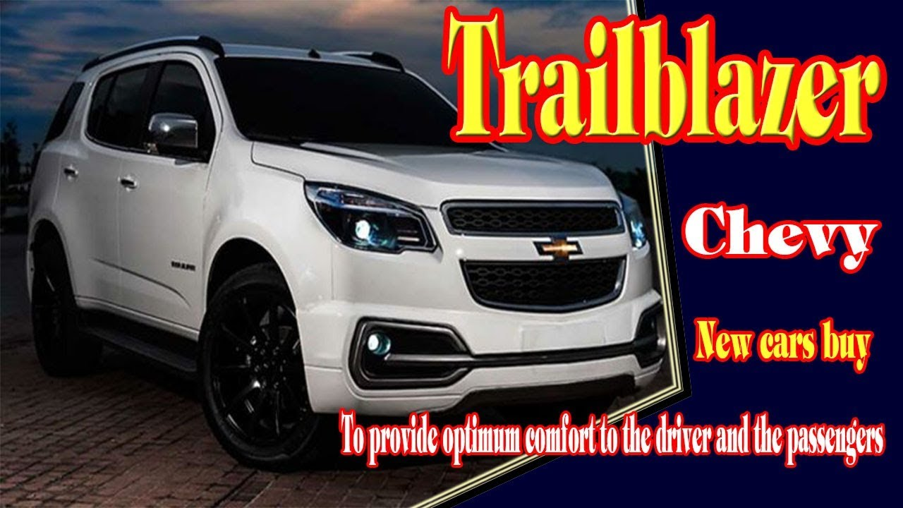 2018 Chevy Chevrolet Trailblazer 2018 Chevy Trailblazer Ss