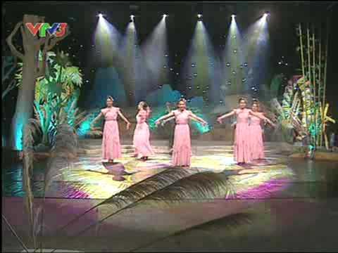 múa Những cánh hoa rừng