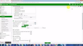 fortiGate 5.4.4 Web Filter Overrides