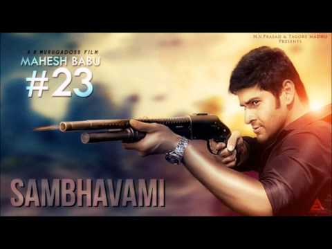 Sambhavamimovie song in advance lyrics | Mahesh Babu A.R. Murugadoss