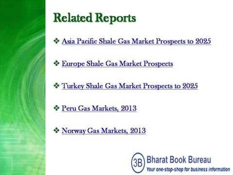 Bharat Book Presents : Cuba Gas Markets, 2013