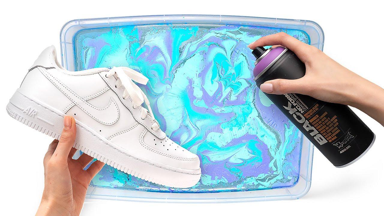 necesidad regla Cardenal  Personaliza tu Nike AIR Force 👟🎨 - YouTube