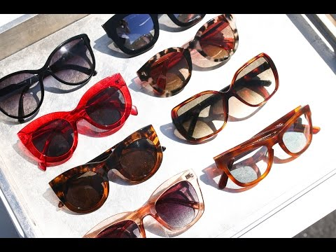 My Sunglasses Collection