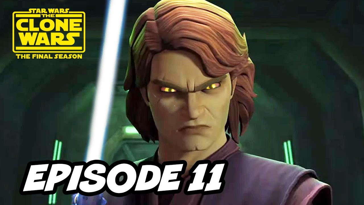 Star Wars Clone Wars Season 7 Episode 11 Order 66 Top 10 Wtf And Easter Eggs Youtube
