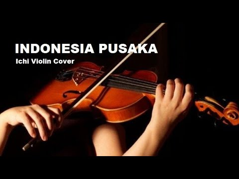 Indonesia Pusaka (cover) violin