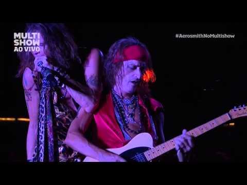 Aerosmith No More No More Live 2013 HD