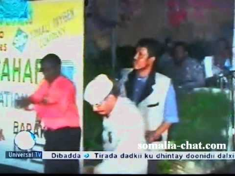 Somali Music - Shimaali Axmed - Live - Concert - Somalian Universal TV -  SomaliaUniversal