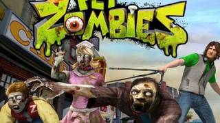 CGRundertow PET ZOMBIES for Nintendo 3DS Video Game Review