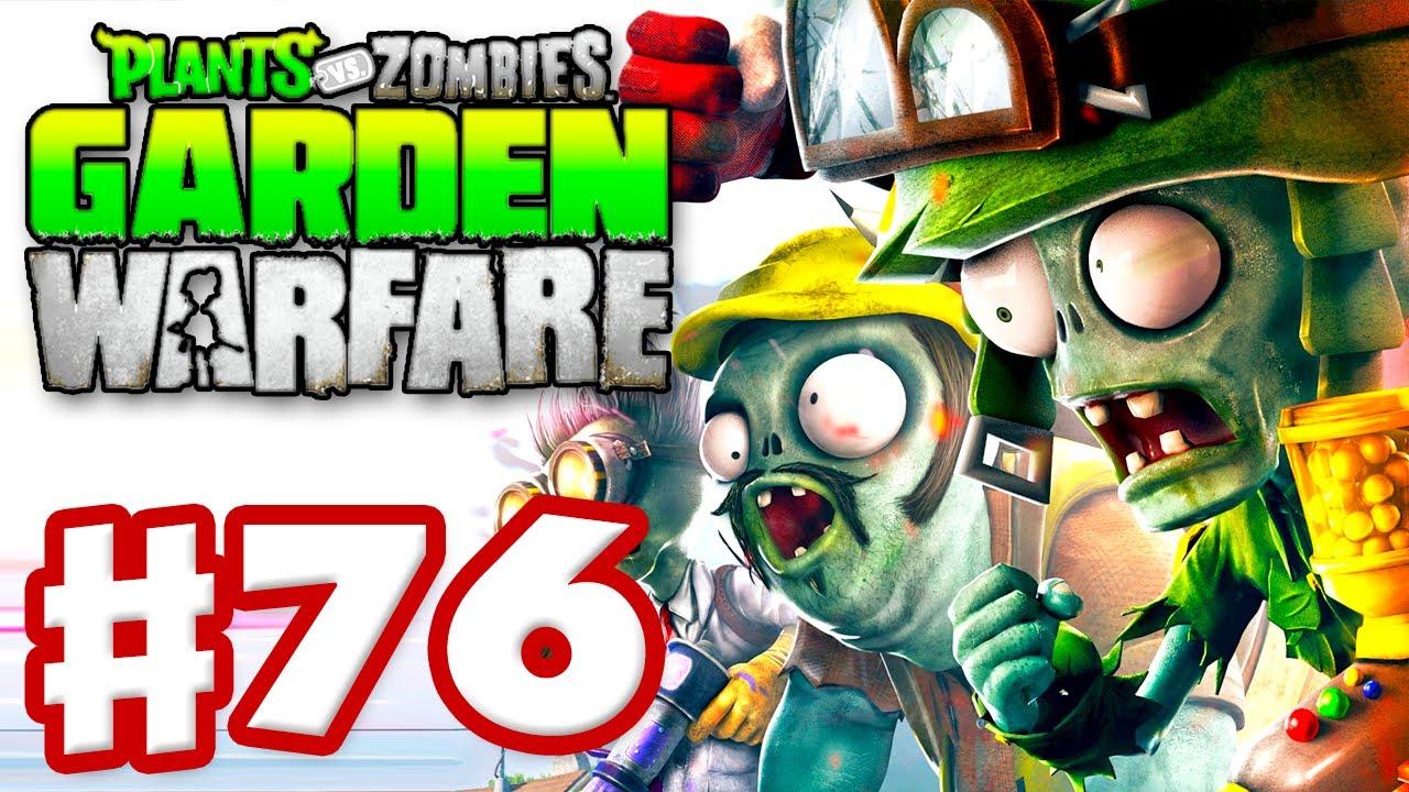 Plants vs zombies 2 garden warfare release date