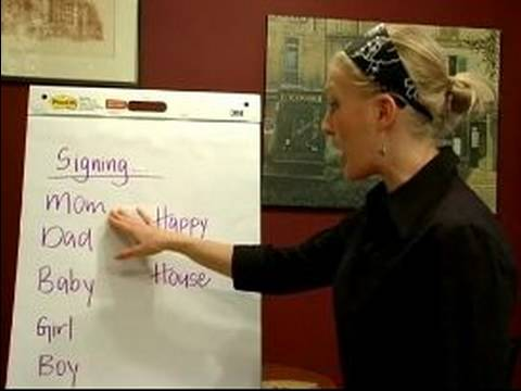 Sign Language Lessons Common Phrases Family Words In Sign Language