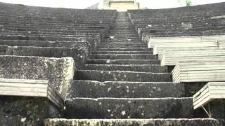 Les ruines romaines de Vaison-la-Romaine (Vaucluse - France)
