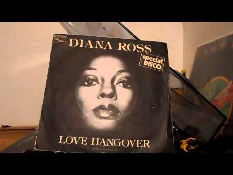DIANA ROSS   Love Hangover    TAMLA MOTOWN   1976