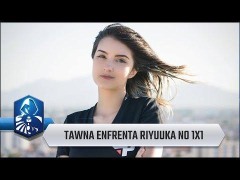 League News: Tawna entrevista Riyuuka, reserva da paiN Gaming