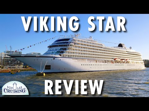 Viking Star Tour & Review ~ Viking Ocean Cruises ~ Cruise Ship Tour & Review
