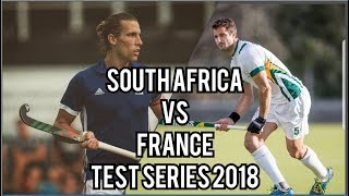 South Africa vs France | Test Series 2018 (All Goals)